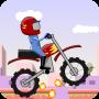 icon Flying Bike Race