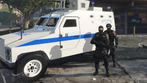 Scorpio Police Simulator World
