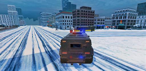 American 911 Police SWAT Game: Car Games 2021