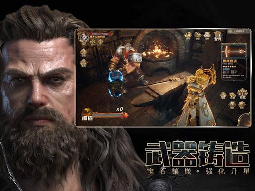 永恆神話-變態奇蹟新手送10萬鑽+1億金,熱血英雄放置掛機MMORPG遊戲,天堂門被MU戰神勇士衝破