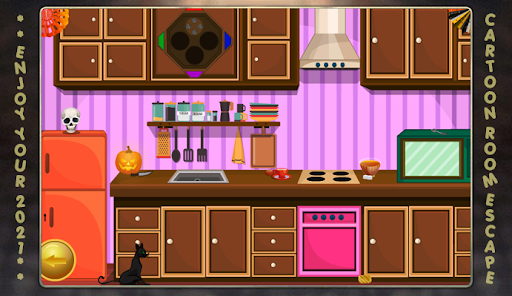 Escape games - Cartoon Room Escape 6