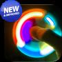 icon Hand Laser Fidget Spinner