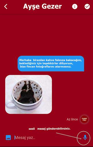 Canlı Kahve Falı-Gerçek Kahve Falı