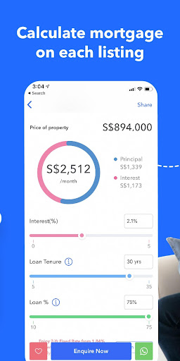 99.co: Rent/Buy a Home in SG