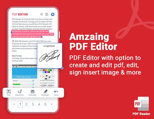 PDF Reader 2021 – PDF editor, Scanner & Viewer