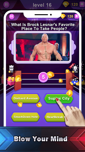 WWE Quiz