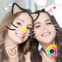 icon Sweet Snap - live filter, Selfie photo edit
