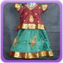 icon Silk Skirt For KIds Gallery