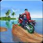 icon Racing Moto Bike Stunt