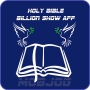 icon Holy Bible Billion Show