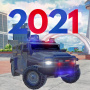 icon SWAT Police Car Game 2021