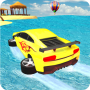 icon Water Surfer car Floating Beach Drive