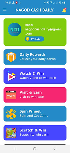 Nagod Cash Daily