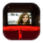 icon Movie Theater Photo Frames