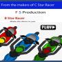 icon B Star Racer
