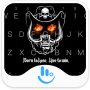 icon Motor Head Rock Keyboard Theme