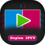 icon Duplex IPTV Subscriptions Smart For Players Hint