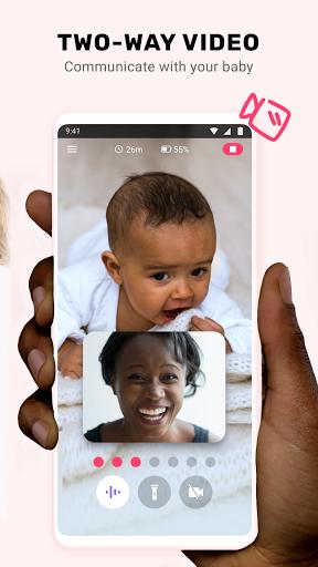 Bibino: Baby Monitor & Video Nanny Cam For Parents