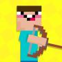 icon Remake: Mr Noob vs Pro - Lucky Block Story