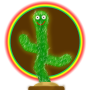 icon The talking dancing cactus game