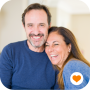 icon Senior People Mingle - Dating Chat App for Mature
