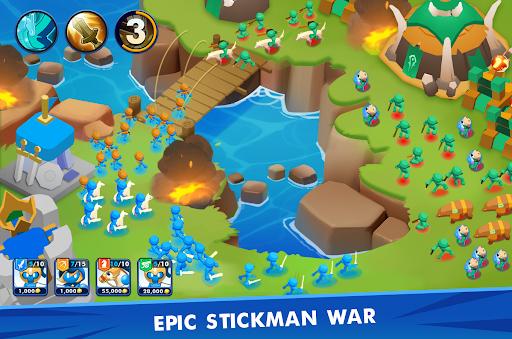 Clash of Stickman