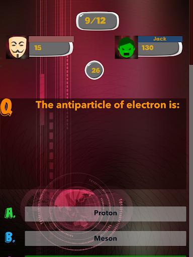 Physics Knowledge Test