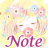 icon Sticky Flowery Kiss 1.0.17