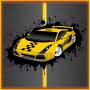 icon Taxi Car Racing