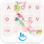 icon Floral Wreath Keyboard Theme