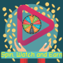 icon Spin, Watch and Earn