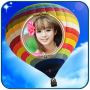 icon Beautiful Balloon Photo Frames