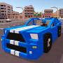 icon Blocky Car Racer