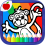 icon Coloring Book for Kids