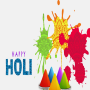 icon Happy Holi SMS And Image Wishes