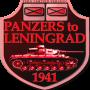 icon Panzers to Leningrad 1941
