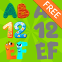 icon Kids Letters & Numbers Free
