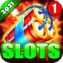icon Jackpot Boom Free Slots : Spin Vegas Casino Games