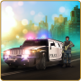 icon Police Car Driver Sniper Chase City Missions