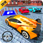 icon Real City Car Parking Simulation 3D