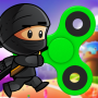 icon Ninja Kid vs Zombies Special - Fidget Spinner