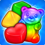 icon Gummy Paradise - Free Match 3 Puzzle Game