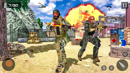 Special Forces Counter Strike Impossible Missions