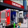 icon NY City Ambulance Rescue Driving 2017