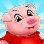 icon Three Little Pigs Free 3-5