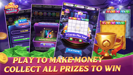 Bingo Casino Money - Earn Cash & Gift Cards