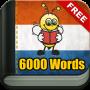 icon Learn Dutch Vocabulary - 6,000 Words
