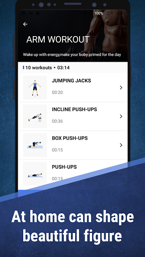 Fitness Trainer & Workout Plans