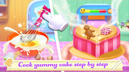 Cake Shop - Kids Cooking