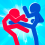 icon Stickman Trampoline Fighters